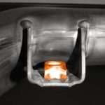 Check of a weld nut for presence.